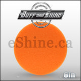 Buff and Shine Canada, Buff and Shine Polishing Pads, Remove scratches, Remove swirls, Apply ceramic coatings