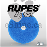 Rupes Polishing Pads, 150mm, 180mm, 75mm,  Bigfoot Mille LK 900E, ibrid longneck pads