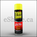 Trim Shine, Canadian Tire, best trim shine, shiny trim, protect my trim