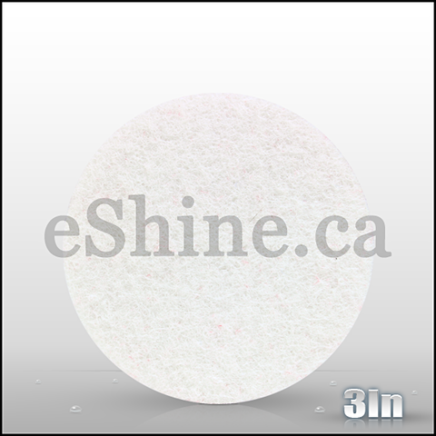 "CarPro 3"" Rayon Glass Polishing Pad"