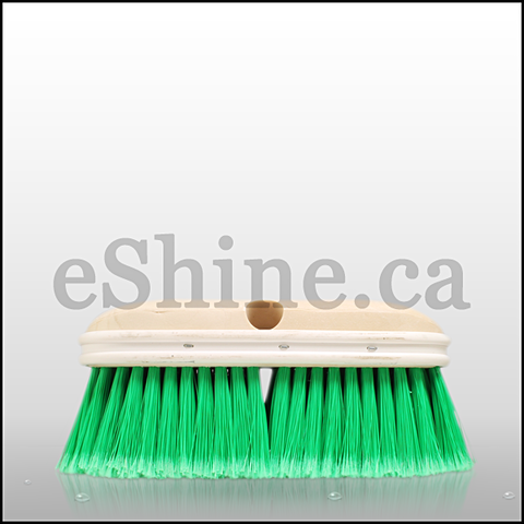 "9"" Fountain Washing Brush W/Bumper"