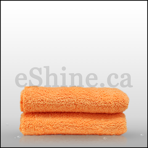 CarPro BOA Orange Edgeless Microfiber Towel (16x24)