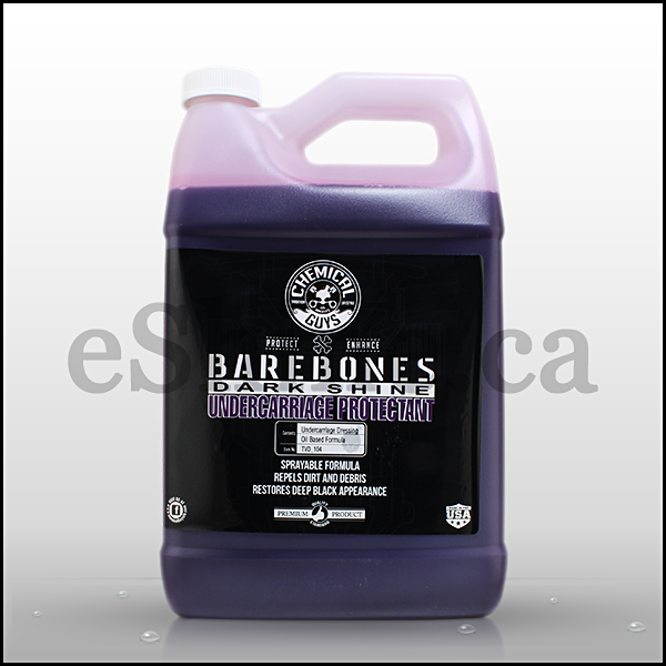 Chemical Guys Bare Bones UnderCarriage Protectant (128oz) (TVD_104)