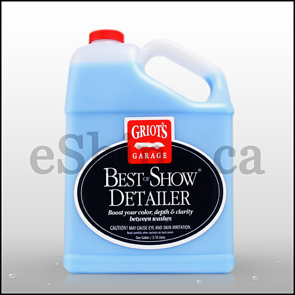 Griot's Garage Best of Show Detailer (128oz)