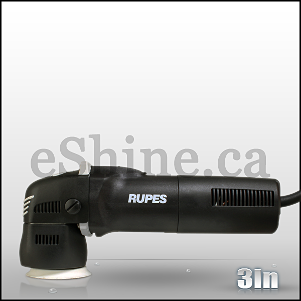 "Rupes BigFoot 3"" LHR 75E Random Orbital Polisher"