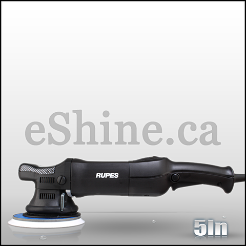 "Rupes BigFoot 5"" LHR 15ES Random Orbital Polisher"