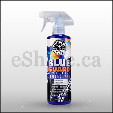 Chemical Guys Blue Guard Trim Protectant W/Sprayer (16oz) (TVD_103_16)