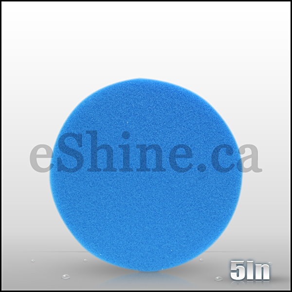 "Buff & Shine 5.5"" Blue Foam Pad"