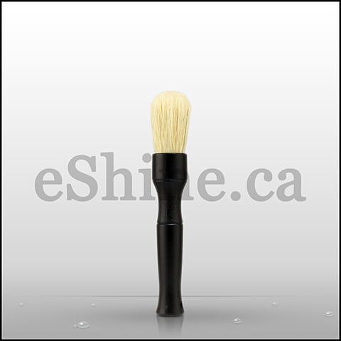 Detail Factory Boar's Hair Black Detail Brush - Small