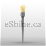 Detail Factory Boar's Hair Grey Detail Brush - Large