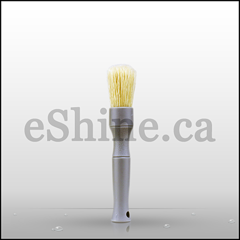Detail Factory Boar's Hair Grey Detail Brush - Small