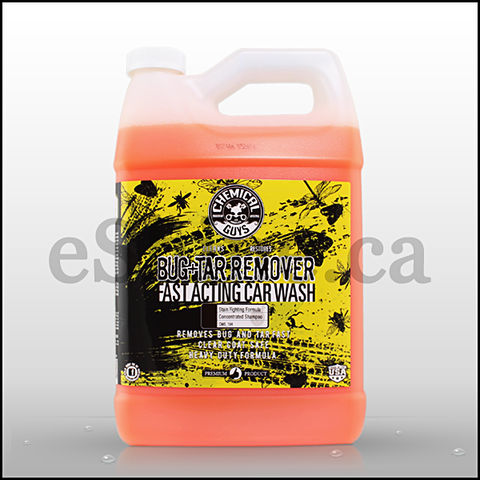 Chemical Guys Bug & Tar Heavy Duty Shampoo (128oz) (CWS_104)