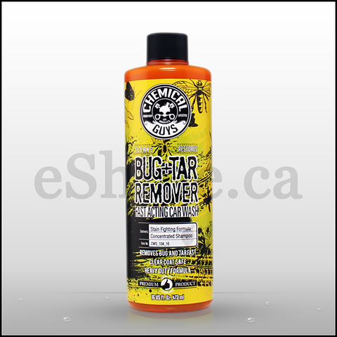 Chemical Guys Bug & Tar Heavy Duty Shampoo (16oz) (CWS_104_16)