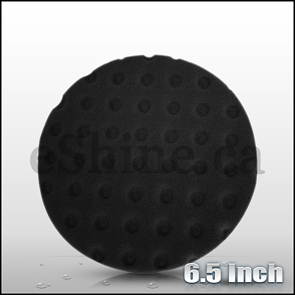 "Lake Country 6.5"" CCS Black Finessing Pad - eShine Car Care"