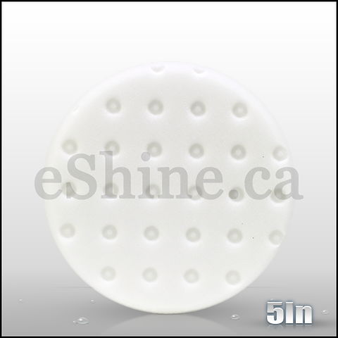 "Lake Country 5.5"" CCS White Polishing Pad"