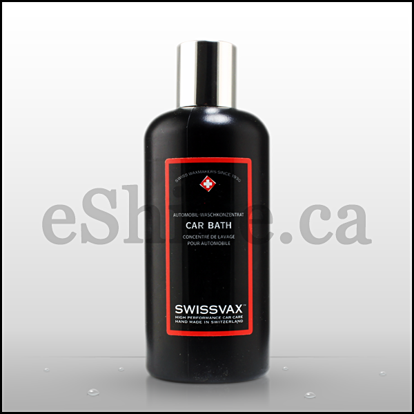 Swissvax Car Bath Shampoo (250ml)