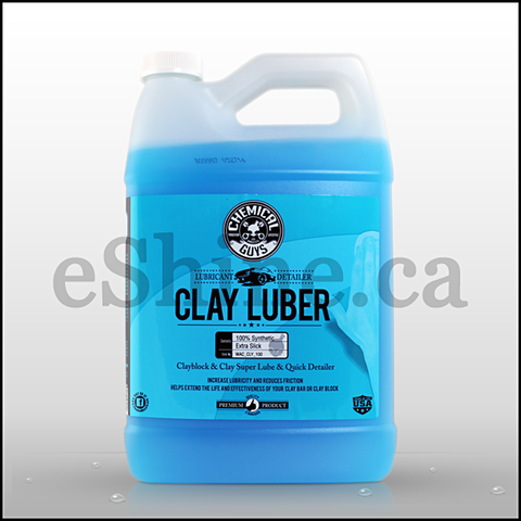 Chemical Guys Clay Luber Lubricant (128oz) (WAC_CLY_100)