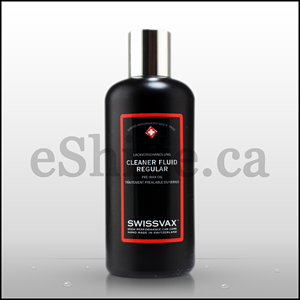 Swissvax Cleaner Fluid Regular (250ml)