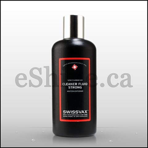 Swissvax Cleaner Fluid Strong (250ml)