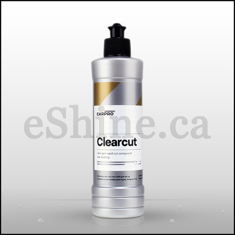 Carpro Clear Cut Compound (250ml)
