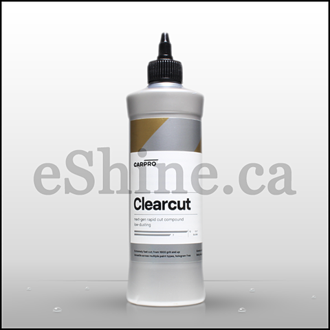 Carpro Clear Cut Compound (500ml)