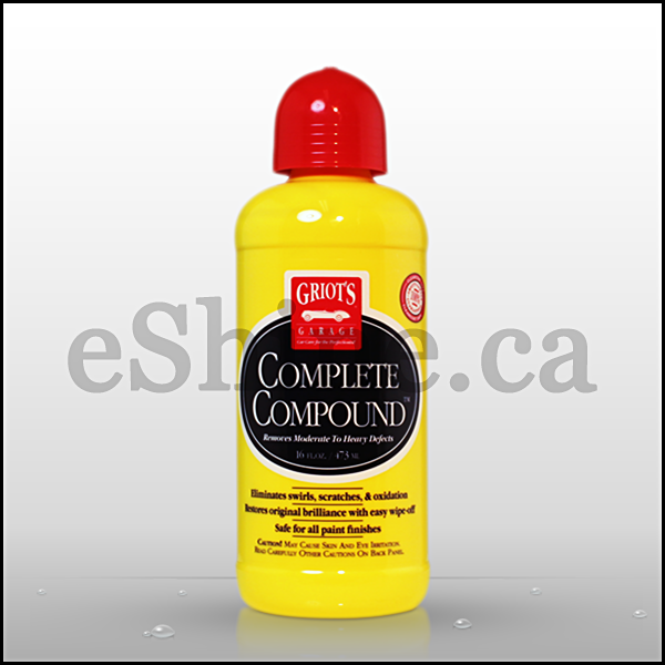 Griot's Garage Complete Compound (16oz)