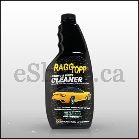 RAGGTOPP Convertible Cleaner Fabric/Vinyl W/Sprayer (16oz)
