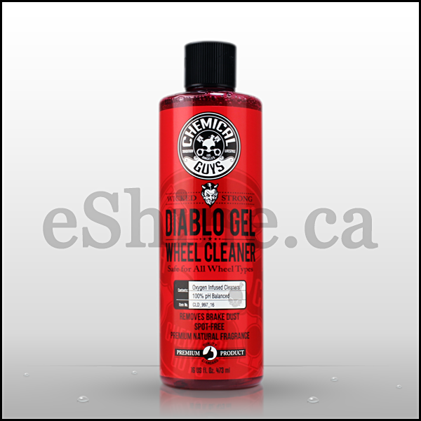 Chemical Guys Diablo Gel Wheel Cleaner (16oz) (CLD_997_16)