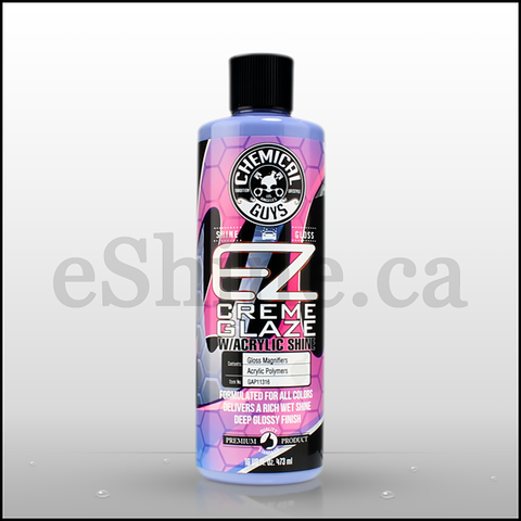 Chemical Guys Extreme EZ Creme Glaze W/Acrylic (16oz) (GAP11316)