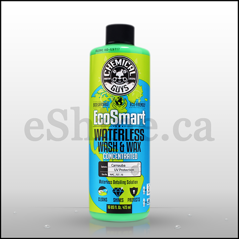 Chemical Guys EcoSmart Concentrated Waterless Car Wash & Wax (16oz) (WAC_707_16)