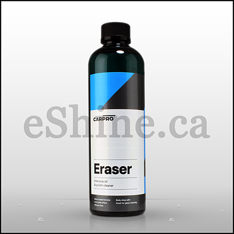 CarPro Eraser Intense Oil & Polish Cleanser W/Sprayer (500ml)