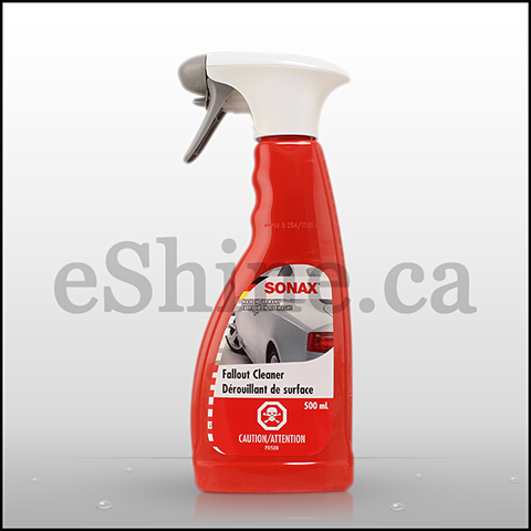 SONAX Fallout Cleaner W/Sprayer (500ml)