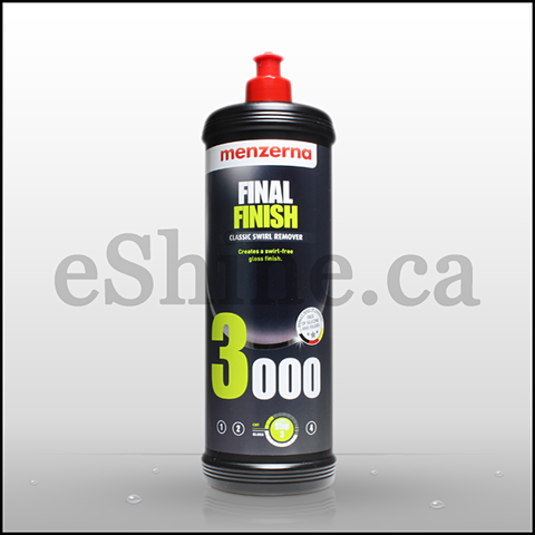 Menzerna Final Finish Swirl Remover 3000 (32oz)