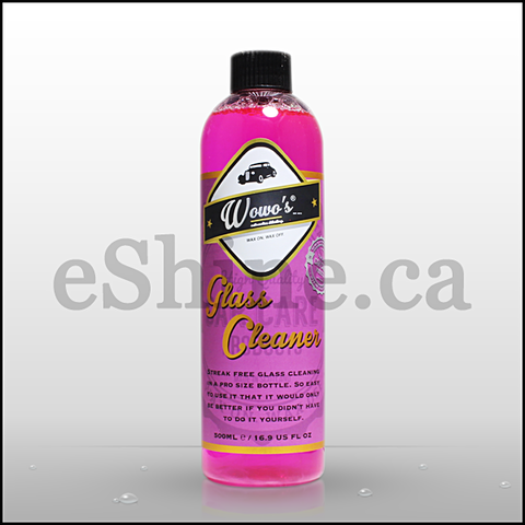 Wowo's Glass Cleaner W/Sprayer (500ml)