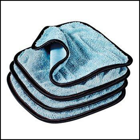 Griot's Garage PFM Glass Towel (4pk)