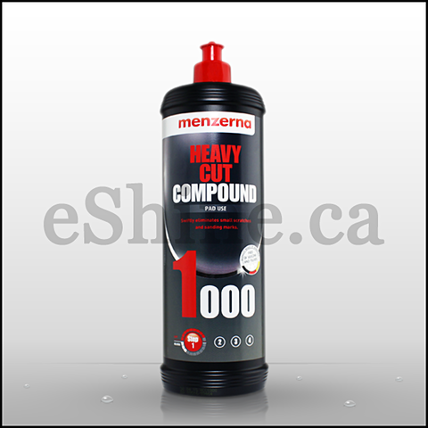 Menzerna Heavy Cut Compound 1000 (32oz)