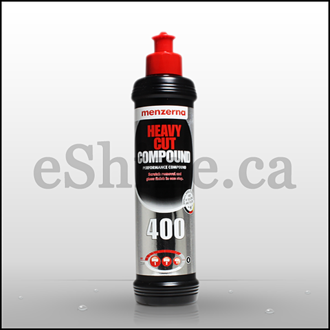 Menzerna Heavy Cut Compound 400 (8oz)