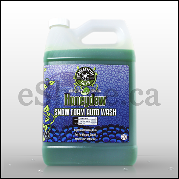 Chemical Guys HoneyDew Snow Foam (128oz) (CWS_110)