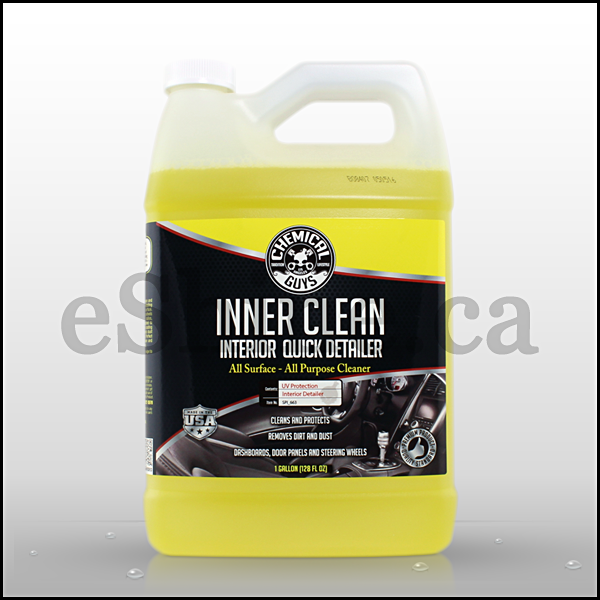 Chemical Guys Inner Clean Interior Detailer Cleaner & Protectant (128oz) (SPI_663)