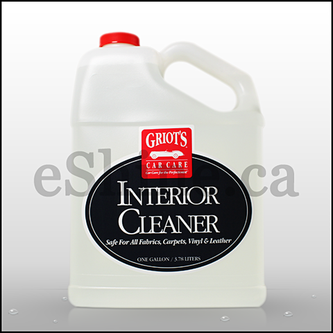 Griot's Garage Interior Cleaner (128oz) (11105)