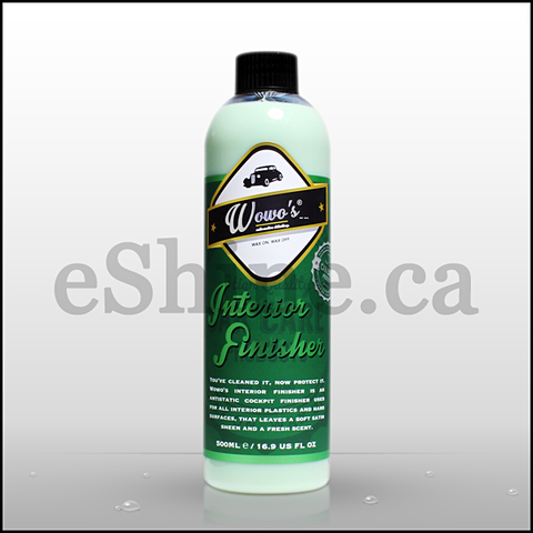 Wowo's Interior Finisher W/Sprayer (500ml)