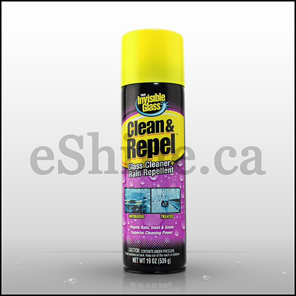 Stoner Invisible Glass Clean & Repel Aerosol (19oz)