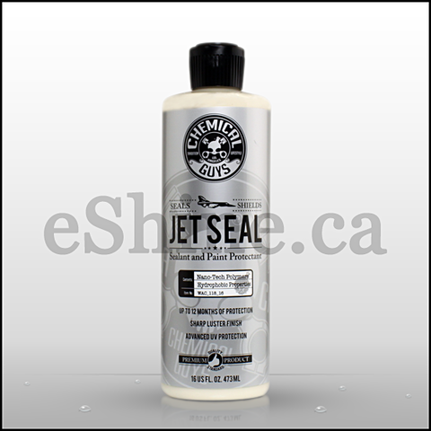 Chemical Guys Jet Seal Sealant & Paint Protectant (16oz) (WAC_118_16)