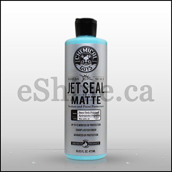 Chemical Guys JetSeal Matte Sealant & Paint Protectant (16oz) (WAC_203_16)