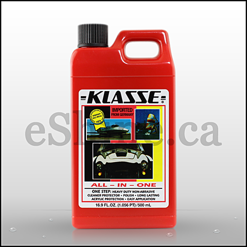 Klasse All-In-One (16.9oz) - eShine Car Care