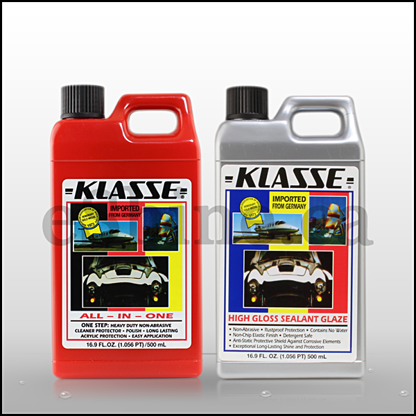 Klasse Twins (16.9oz) - eShine Car Care