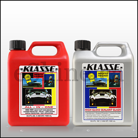 Klasse Twins (32oz) - eShine Car Care