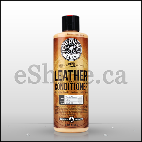 Chemical Guys Leather Conditioner (16oz) (SPI_401_16)