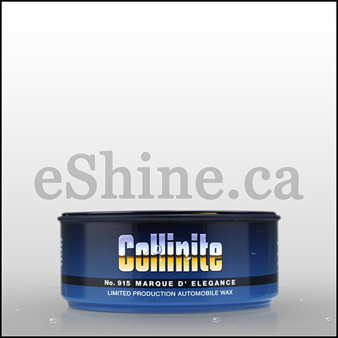Collinite Marque DElegance Carnauba Paste Wax #915 (12oz)
