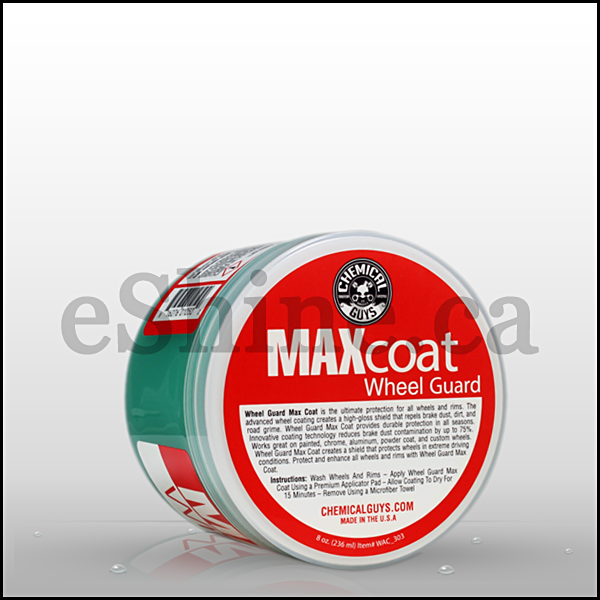 Chemical Guys Max Coat Wheel Guard (8oz) (WAC_303)